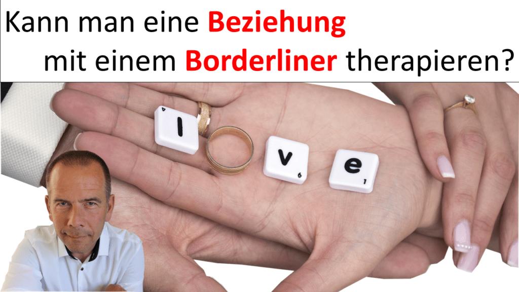 Borderliner anziehend so wirken warum Sind alle