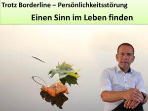 Borderline-persönlichkeitsstörung online-dating